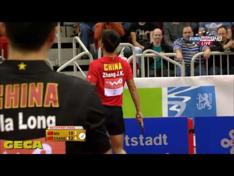 Table Tennis - The Sport of Epic Celebrations