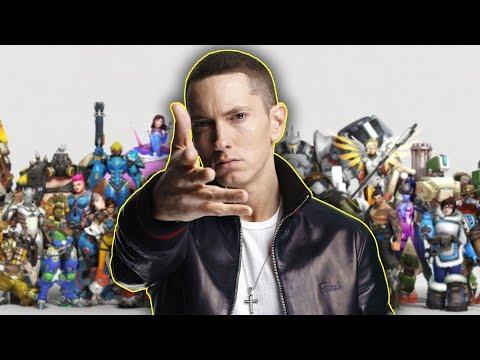 Rap God In Overwatch