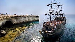 Черная Жемчужина Айя-Напа Кипр