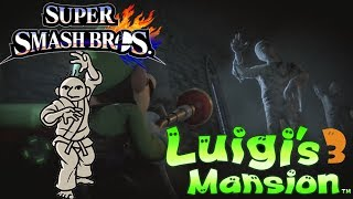 Massive News: Smash Ultimate Secret Mode Revealed Spirits & New Fighter Karate Joe & Luigi Mansion 3