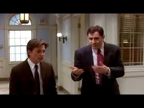 Spin City - Paul wants Mike to impregnate his wife