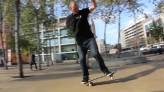 OWNR - Ricardo Paterno - Hardflip x Manual x bs180 - Parallel, Barcelona, Spain