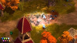 ★ Magicka New DLC Gameplay - The other side of the coin - Alucart - PC HD