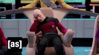 Star Trek: The Sext Generation   Robot Chicken   Adult Swim