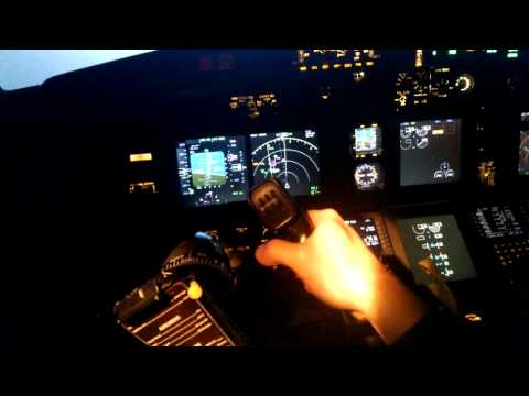 Boeing 737 take off with engine failure (Must see) full operation at shanghai