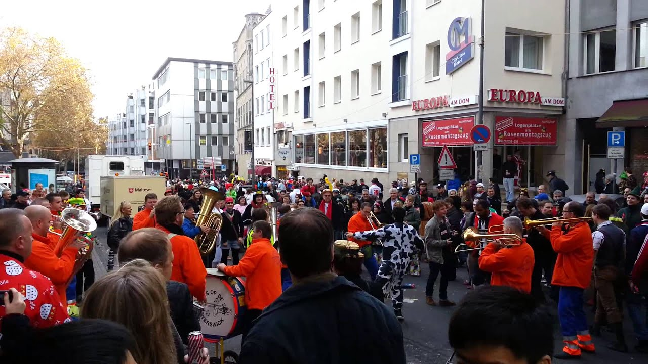 Youtube Karneval Köln