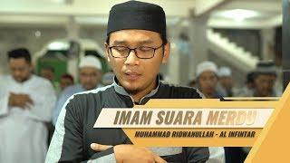 Imam Sholat Merdu || Muhammad Ridwanullah || Surat Al Infithar
