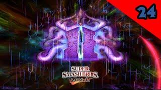Super Smash Bros. Brawl L'Emissario Del Subspazio ITA [24] Scontro Finale Contro Tabuu: Al 100%!
