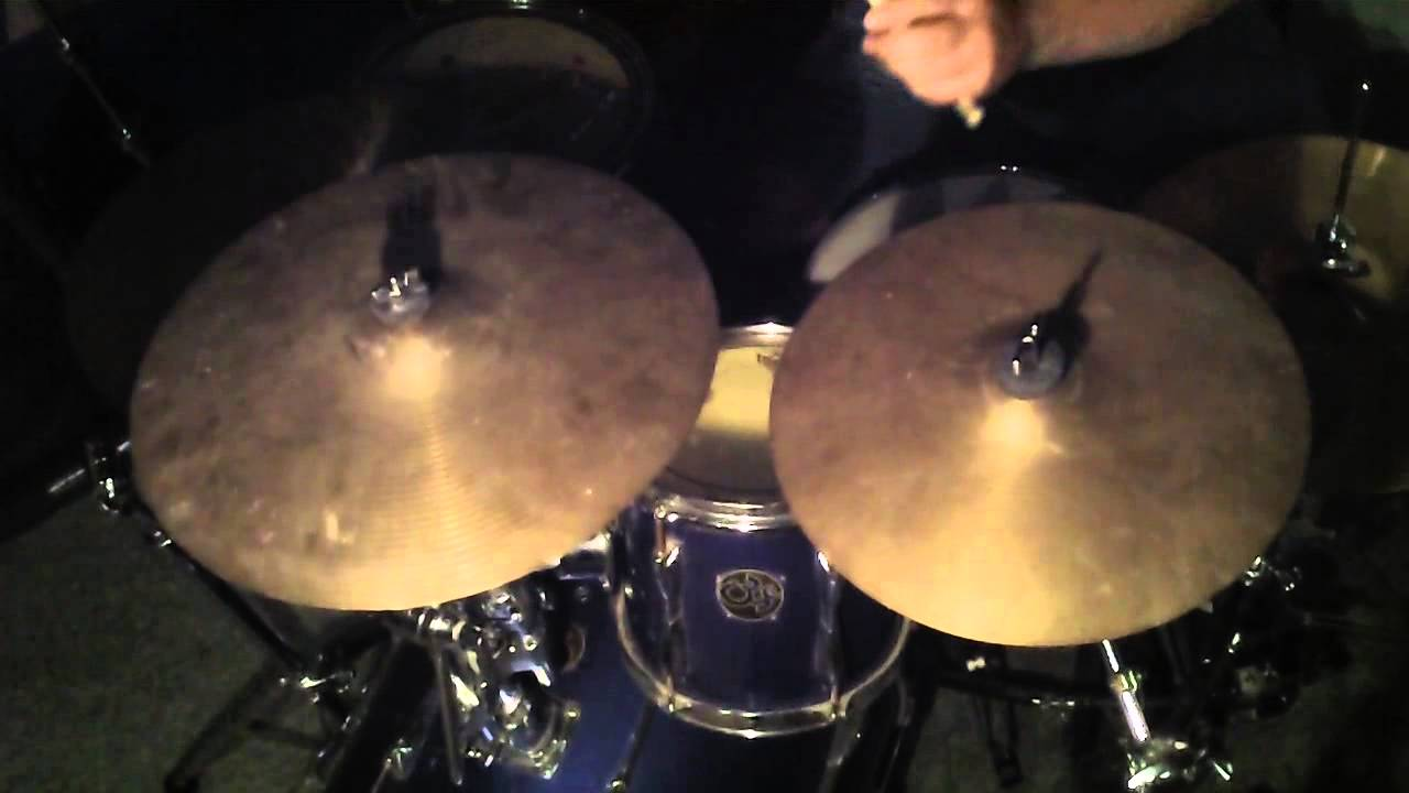 14 16 No Brand Name Crashes Splashes Cymbals Sound Demo Test Review