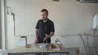видео Монтаж радиаторов отопления в Жуковском