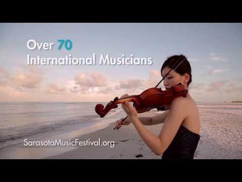 2018 Sarasota Music Festival