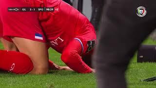 Goal   Golo Z. Naidji: Gil Vicente (3)-1 Sporting (Liga 19/20 #12) زكريا نعيجي