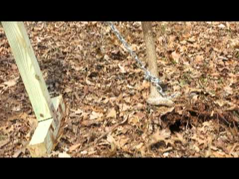 Stump Pulling By Hand No Truck Youtube