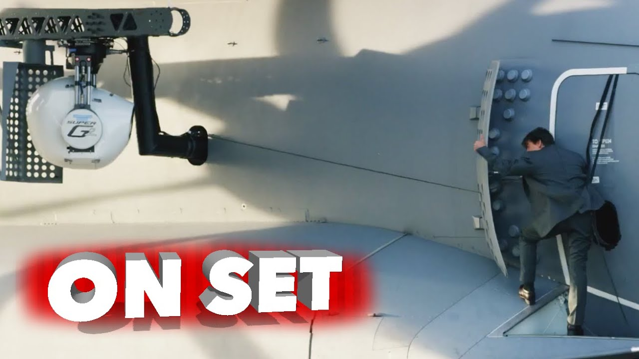 Mission Impossible Rogue Nation Behind The Scenes Of The Tom - Behind the scenes of the insane plane stunt in mission impossible rogue nation