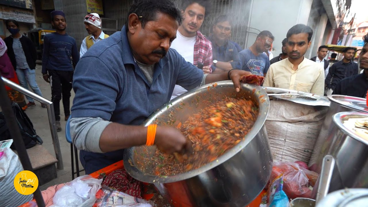 Download Varanasi Famous Chana Masala Chaat Wala Rs 10/- Only l Indian Street Food