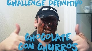 Challenge definitivo del CHOCOLATE con CHURROS | Blue Jeans