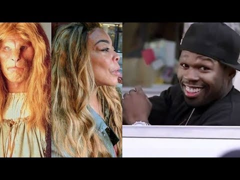 "50 Cent To Wendy Williams: ""Your Husband Deserves a Side Chick You Ugly Motherf****er"""