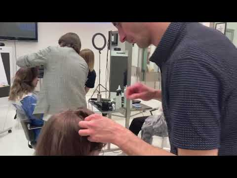 Модные укладки волос 2021. Тренды нового года. TONI&GUY Moscow Academy . Кудри, объём, фактуры.