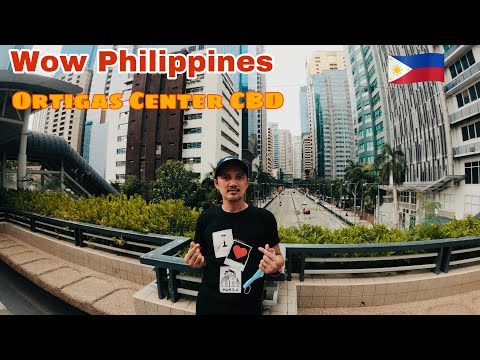Ortigas Center | Wow Philippines | Central Business District