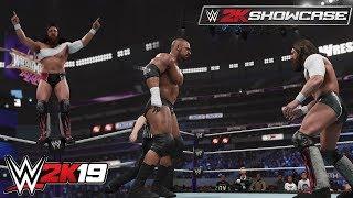 WWE 2K19: DANIEL BRYAN SHOWCASE FOOTAGE & SCREENSHOTS W/ OFFICIAL SHOWCASE MODE FACTS!