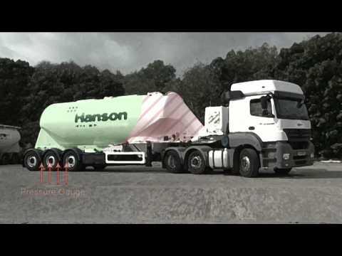 Hanson UK (Hanson Cement Distribution) - Safe Load-Splitting for Powders