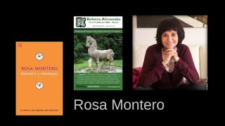 Rosa Montero –  Amor ciego / Blinda amo – Ana Manero – Esperanto