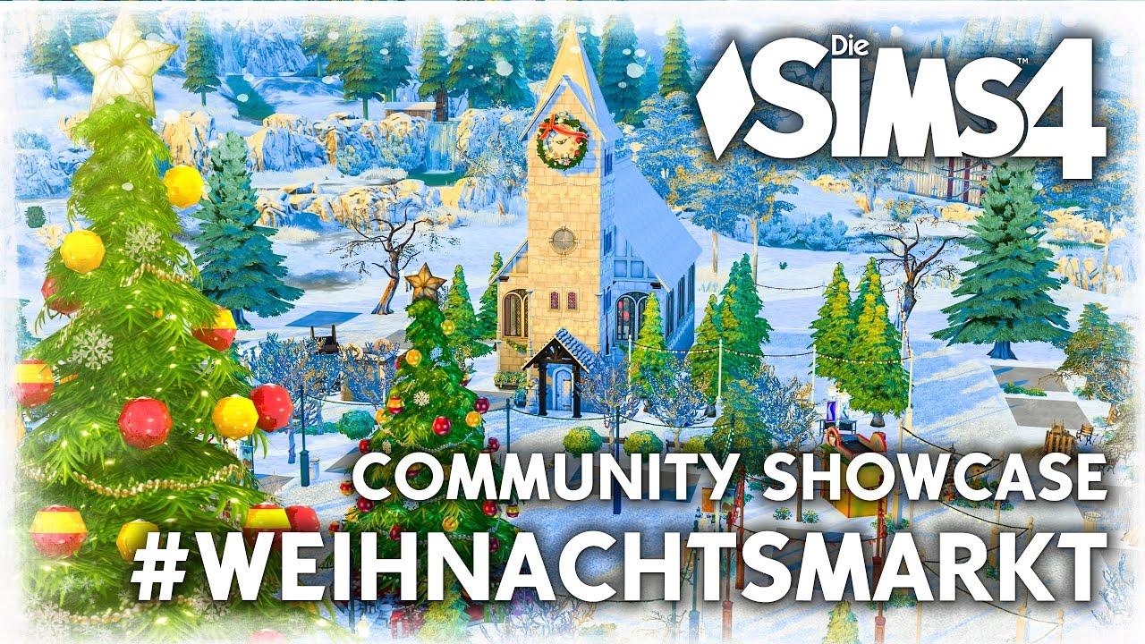 Die sims 4 gaumenfreuden release showcase restaurant gameplay pack - Die Sims 4 Weihnachtsmarkt Showcase Eure St Nde F R Das Community Projekt