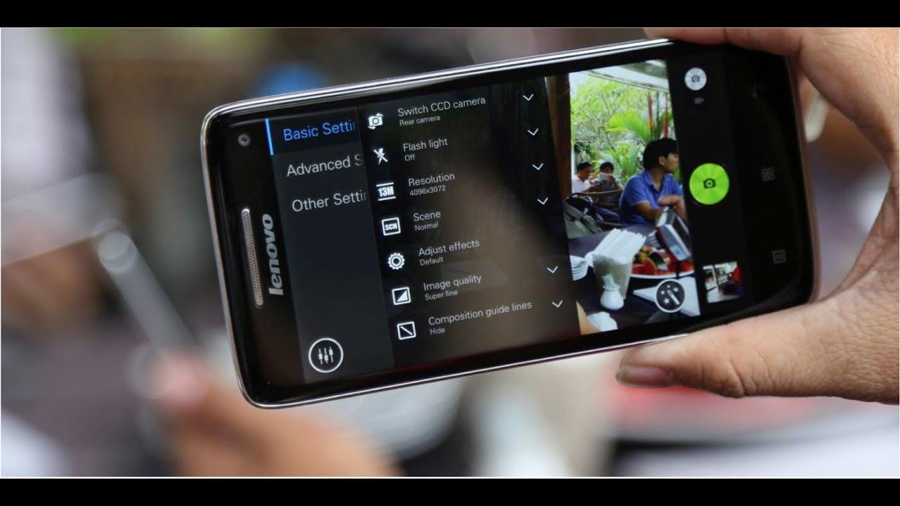 Super Camera Lenovo v 3 6 7 para tu Android ( apk)