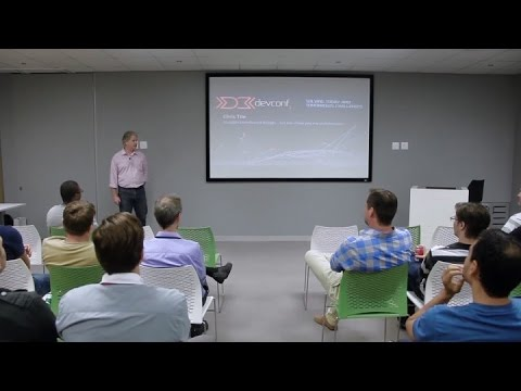Scalable Distributed Design - Let me show you my architectures