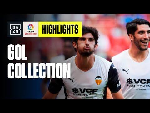 Gol Collection 4ª giornata   LaLiga   DAZN Highlights