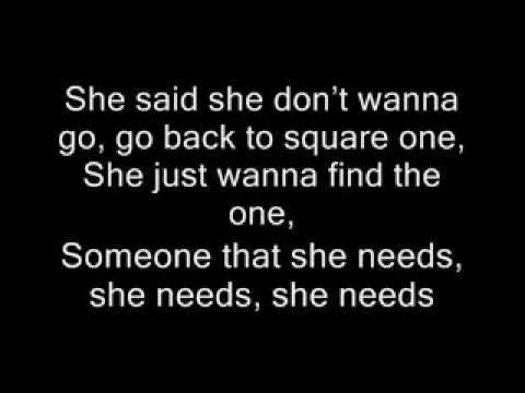 Jessie J  - Square One Lyrics (Original Audio)