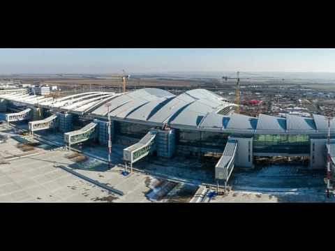Rostov On Don Airport Construction May 2017