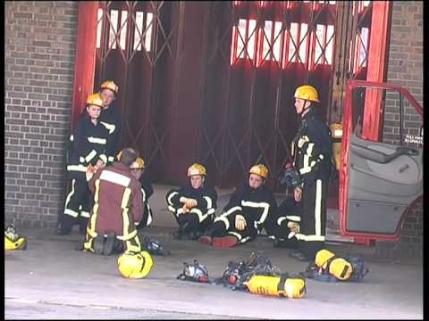 Young People TV - Fire Fighter