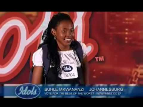 Killing Me 'not so' Softly - South African Idols