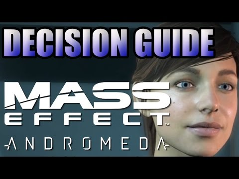 Mass Effect Andromeda Story Decisions, Major Choices, and Consequences Explained