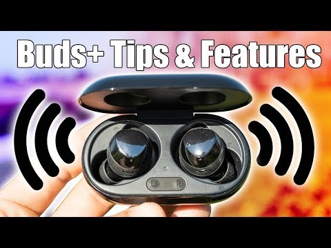 Galaxy Buds PLUS Hidden Features & Tricks You Should Know About!
