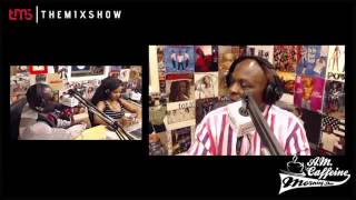 Jerome Benton Interview at AM Caffeine Morning Show (08/28/2015)