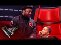 will.i.am Meets His Biggest Little Fan   The Voice UK 2017