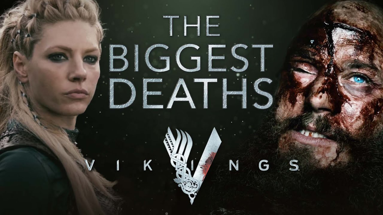 Download The Biggest & Most Emotional Deaths From Vikings | Prime Video