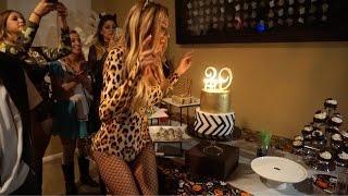 One of JackieD Story's most viewed videos: Cena y Fiesta de cumpleaños.. un poco de las dos!