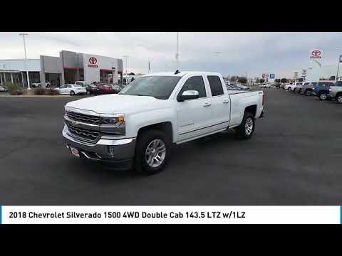2018 Chevrolet Silverado 1500 Roswell New Mexico RP9091