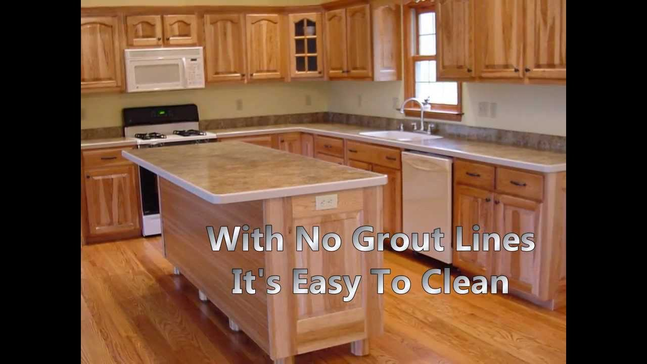 Laminate Countertops By Plastic Specialties Utah Youtube