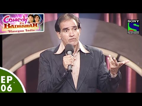 Comedy Ka Badsshah - Hasegaa India - Ep 6 - Magic Special