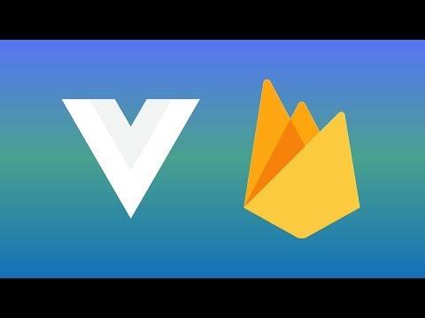 Live Coding (CRUD) web app with Vue.js + Firebase thumbnail