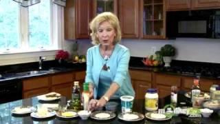 Healthy Food Portions - Fats