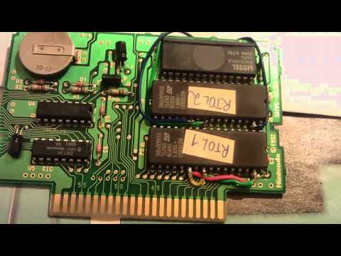 SNES EPROM Cart Mods Part 2: 16Mbit ROMS