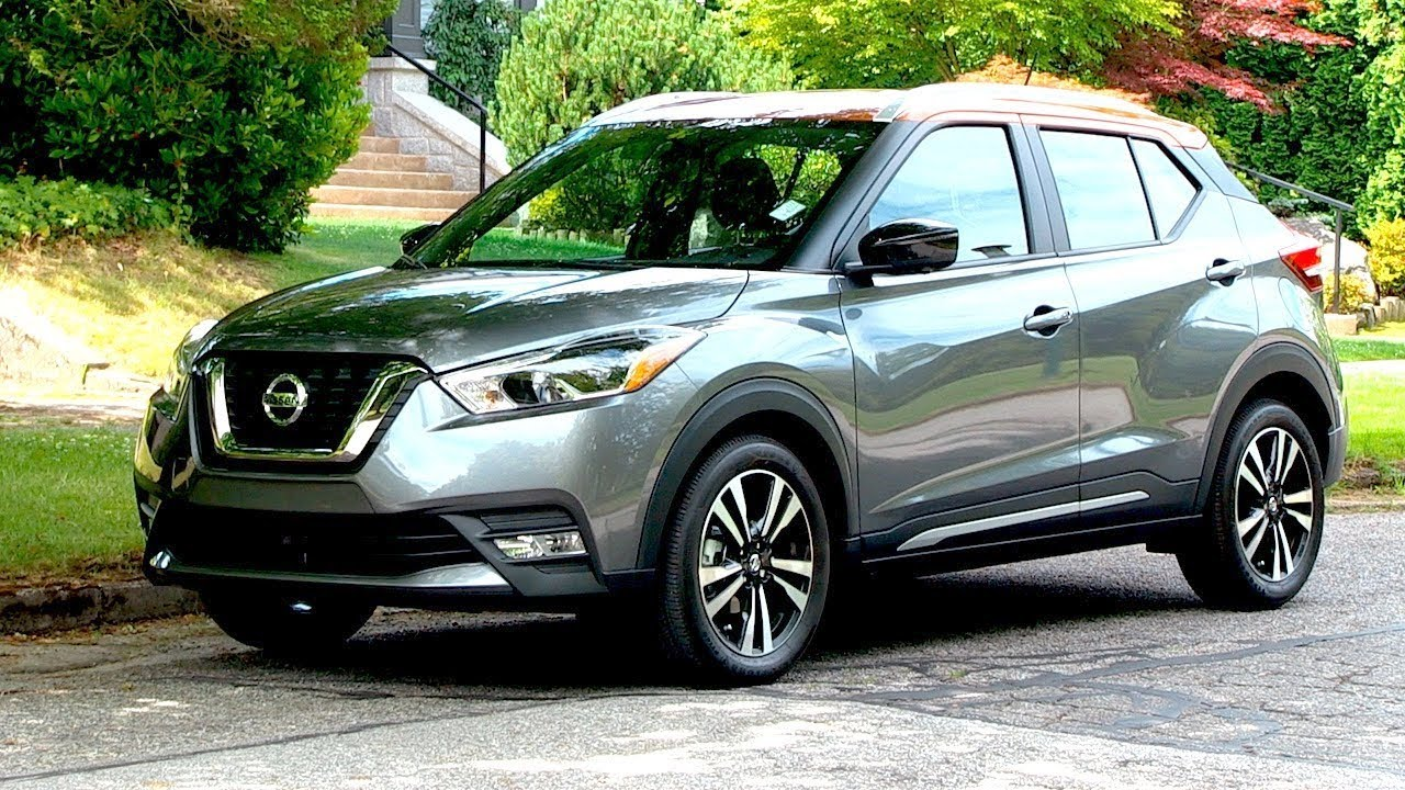 All-New Nissan Kicks Review - YouTube