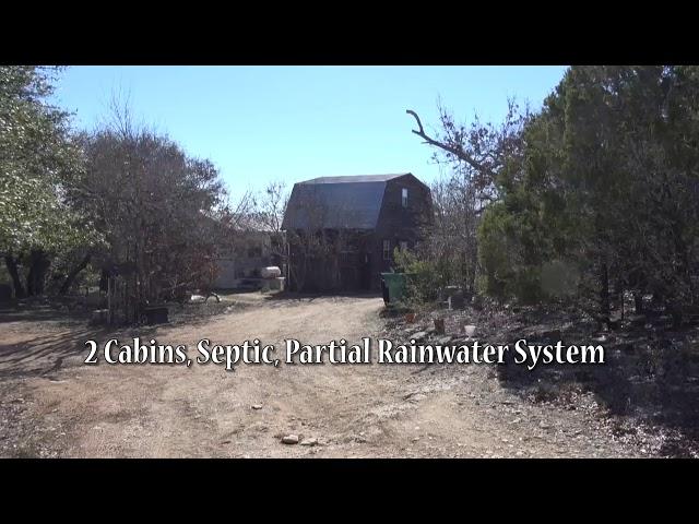 8.76 Acres - 1295 Hidden Valley Trail - Johnson City, Tx