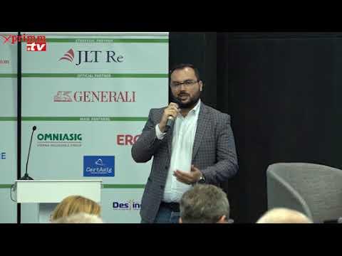 FIAR 2018 - BROKERS' Conference  Razvan RUSU CEO, LEADER TEAM Broker part of The Londongate Group