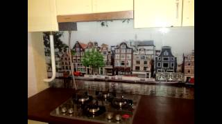 Скинали(фартук для кухни из стекла)(, 2012-10-25T06:40:16.000Z)